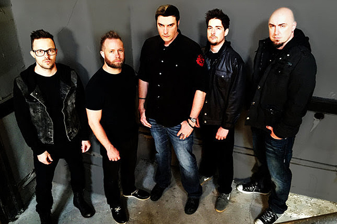 Breaking Benjamin Welcome 'Dancing With the Stars' Derek Hough for New Song 'The Dark of You'