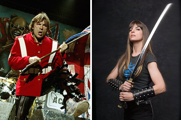 Iron Maiden, Bruce Dickinson (Singer) Pictures | Getty Images