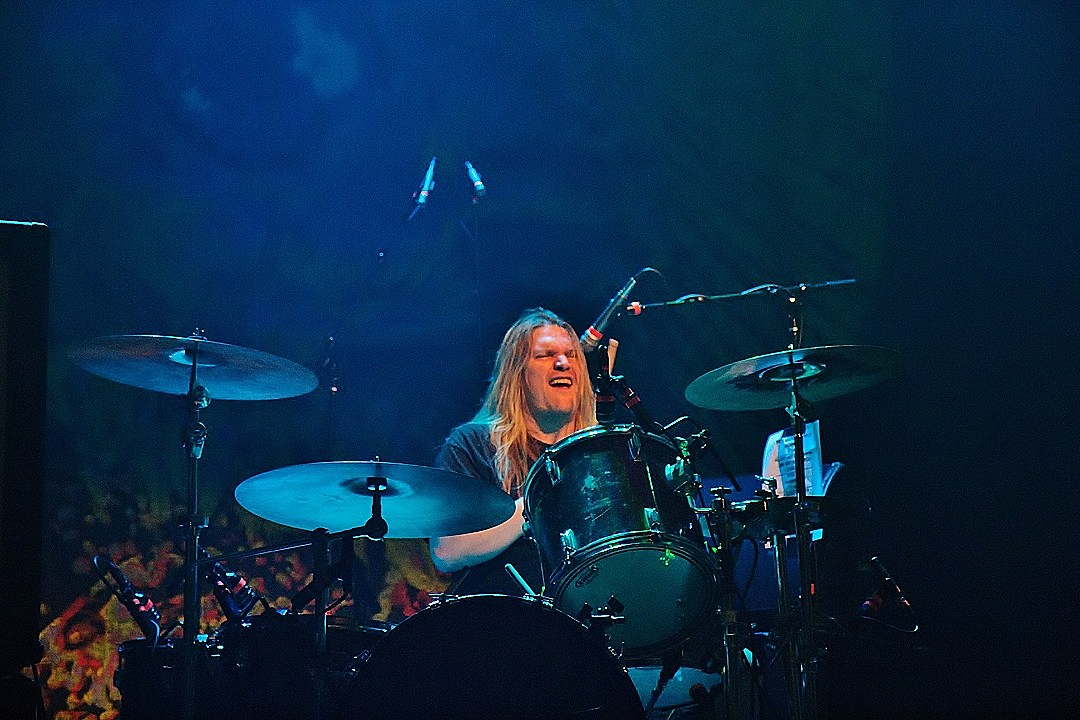 Rockers Mourn Corrosion of Conformity Drummer Reed Mullin