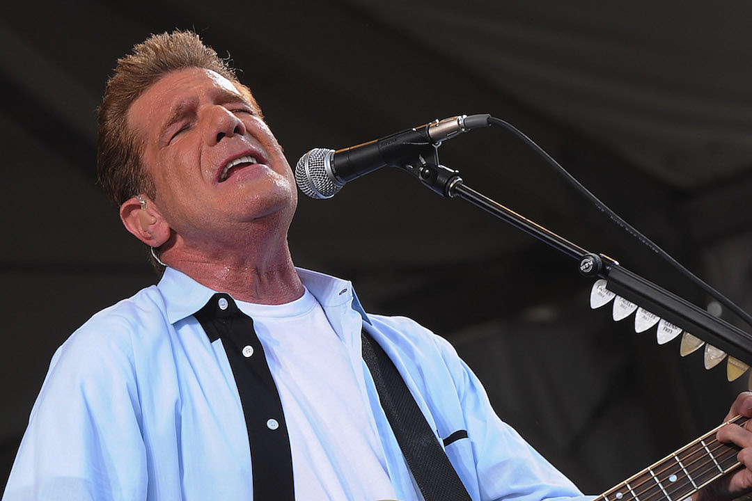 glenn frey solo collection