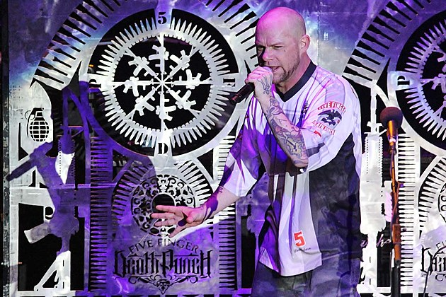 Five Finger Death Punch have added 2016 co-headlining tour dates with ...