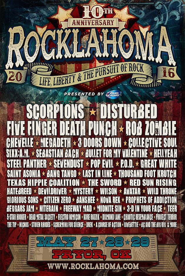 Rocklahoma 2016