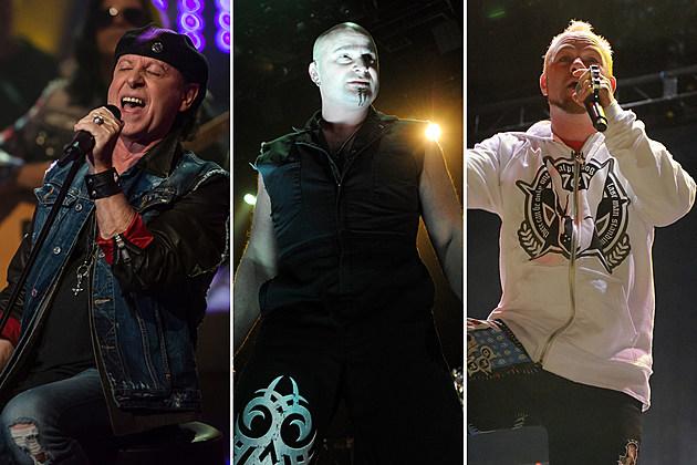 Scorpions Disturbed Lead Rocklahoma 2016 Lineup