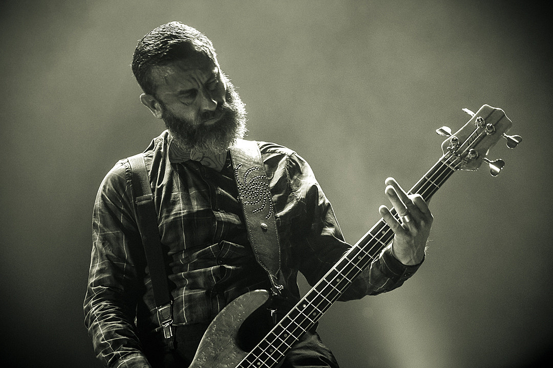 Justin Chancellor Says New Tool Album Is 'Going To Be Awesome