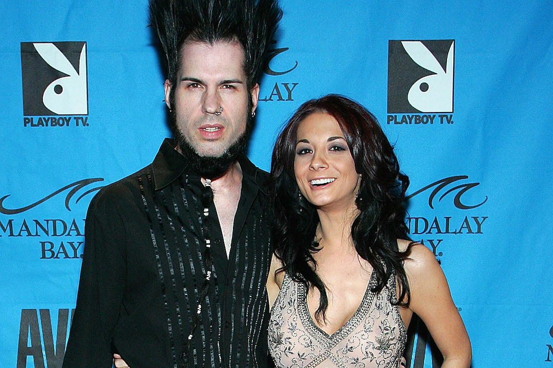 Wayne Static and Tera Wray