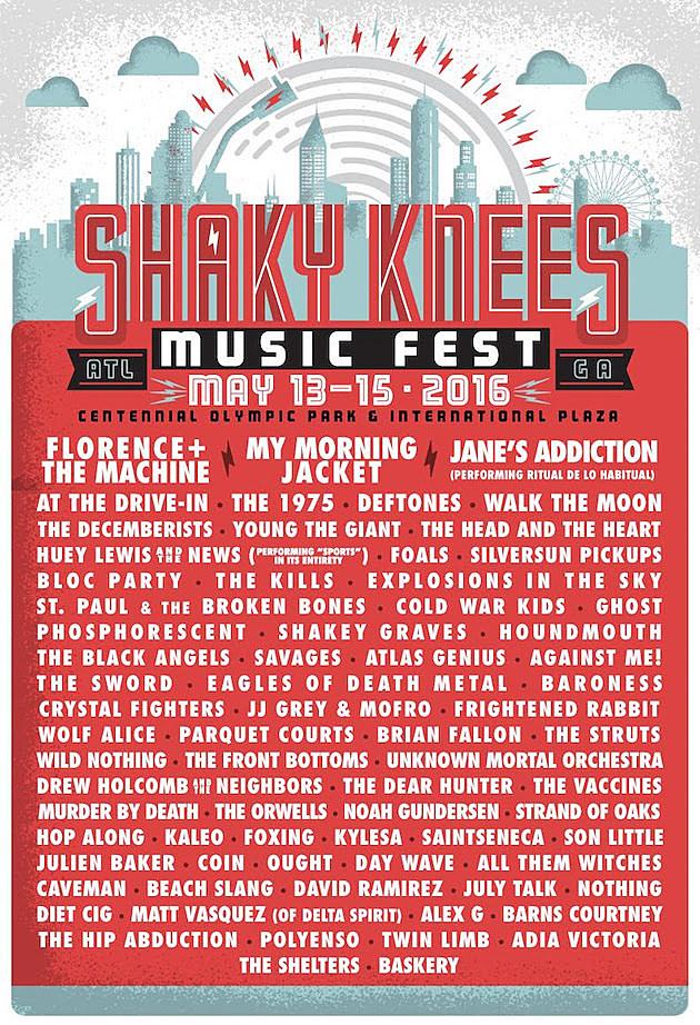 Shaky Knees Festival 2016