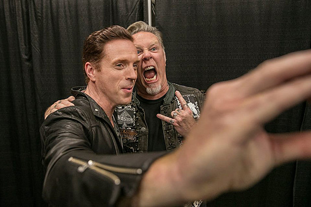Metallica on Billions