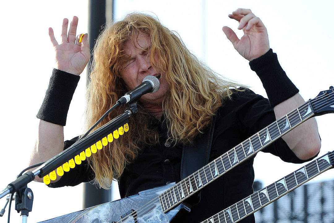 Listen to Megadeth's Dave Mustaine Voice a Horror Movie Villain in 'Halloween Pussy Trap Kill! Kill!'