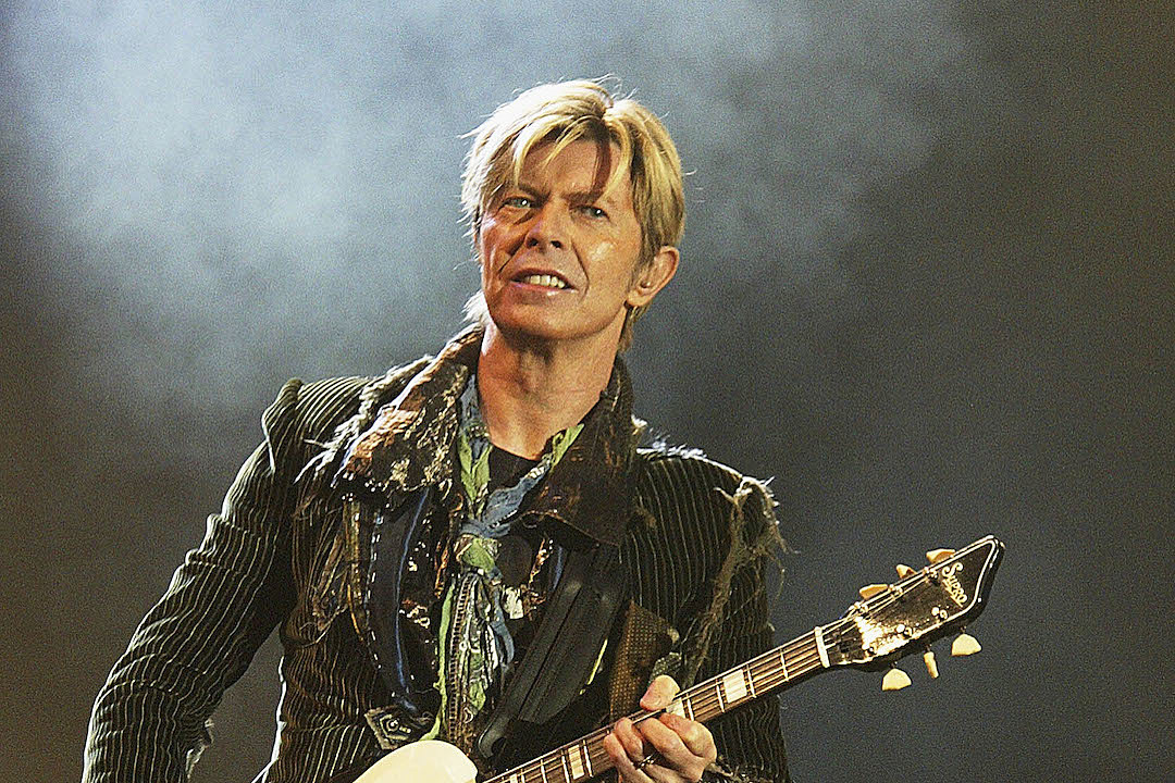Vans to Put Out David Bowie Sneakers