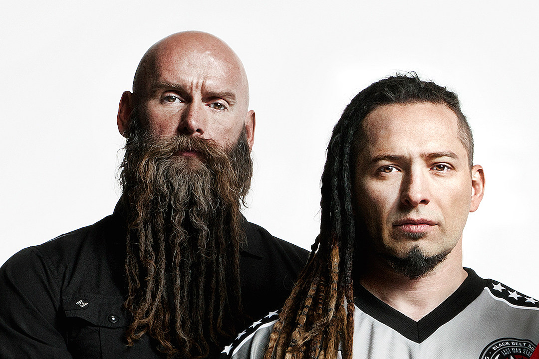 Five Finger Death Punch Members Take Part in Charity Bowl