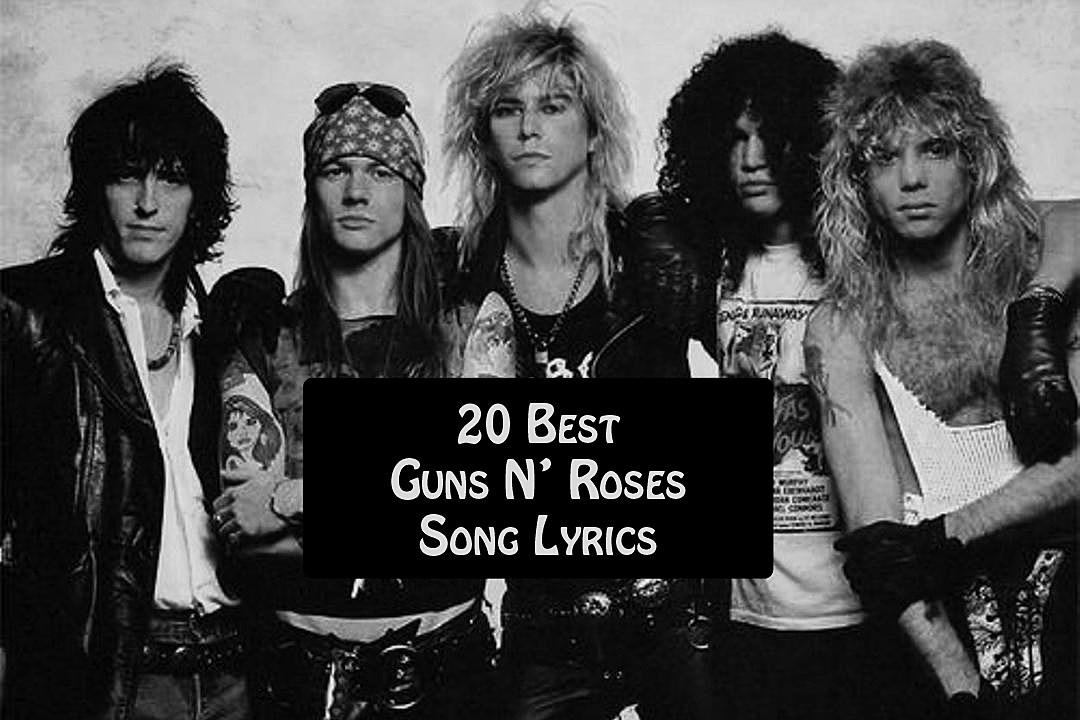 guns n roses 1980