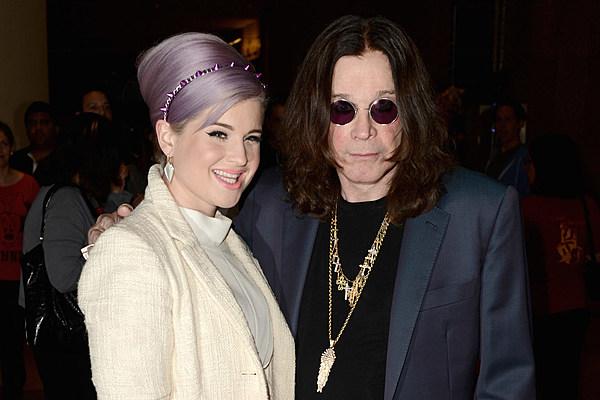 Ozzy Osbourne's Ex-Mistress + Kelly Osbourne Reach Settlement