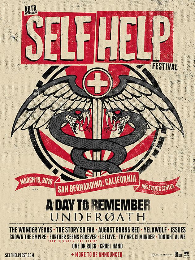 2016 Self Help Festival