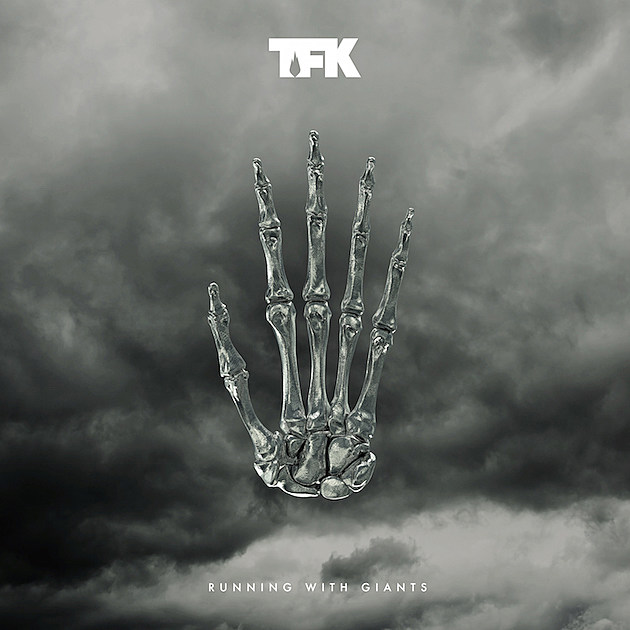 Thousand Foot Krutch, 'Running With Giants'