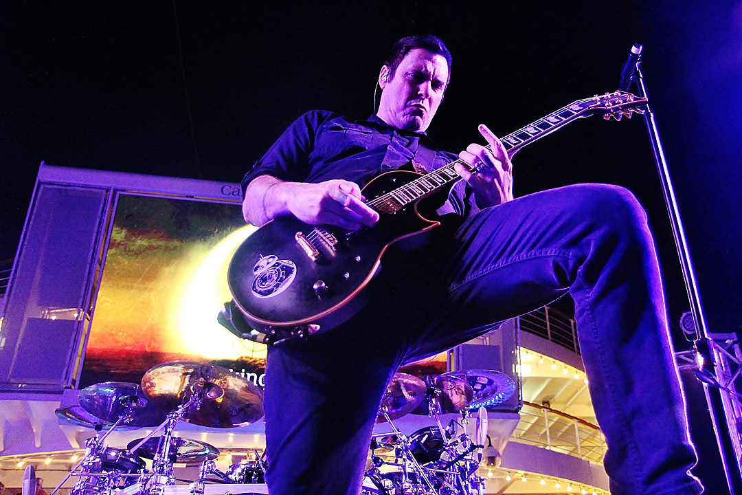 Breaking Benjamin Tease 'Red Cold River' Video, Plus News on Motley Crue, Muse + More