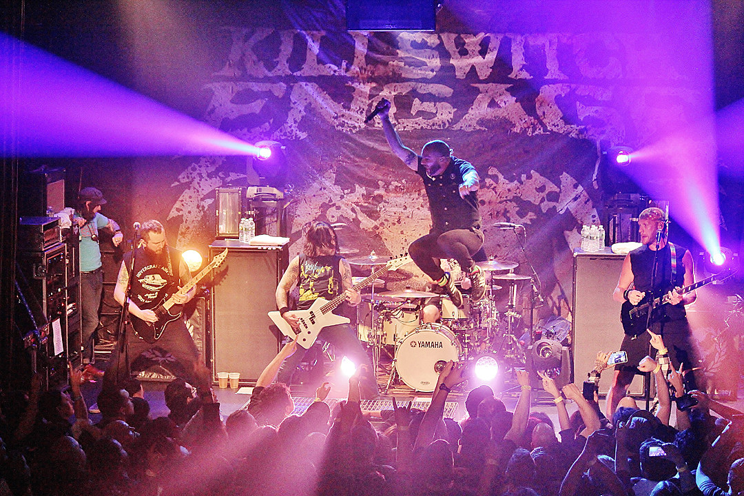 Killswitch engage take over new york city with residency m4hsunfo
