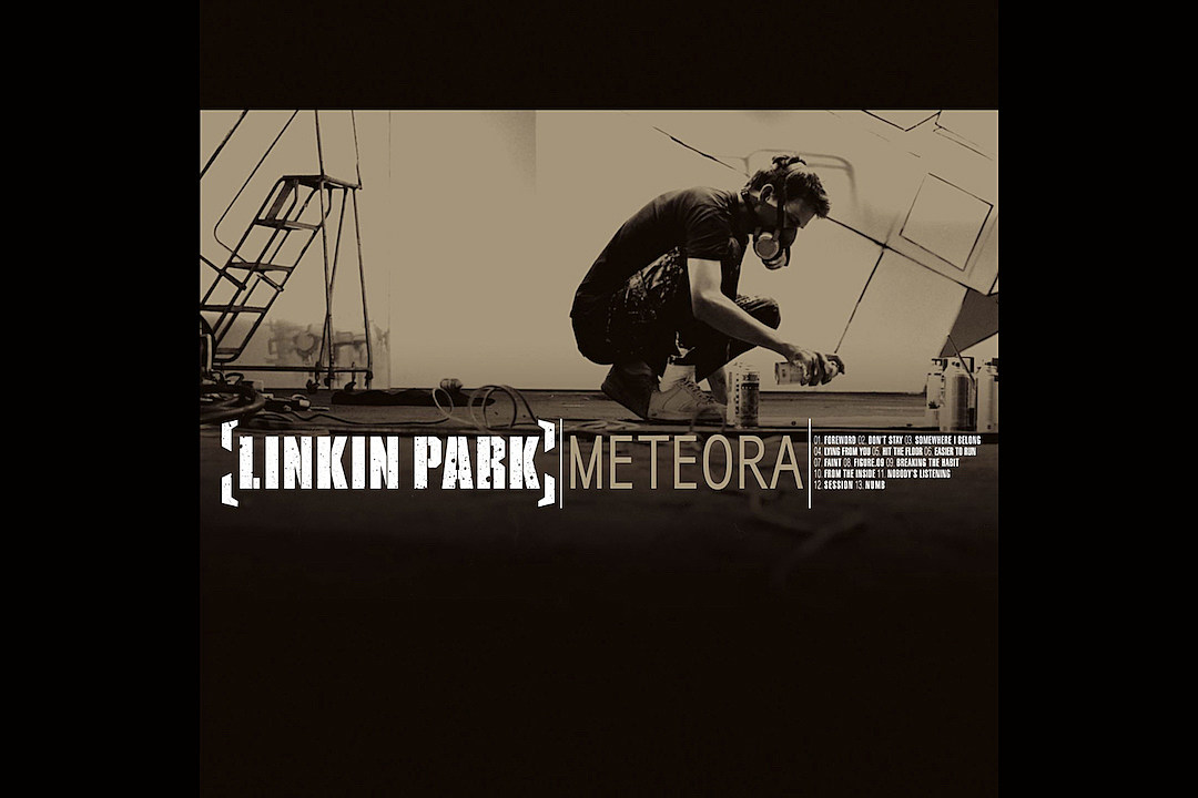 14 Years Ago: Linkin Park Release Their 'Meteora' Album