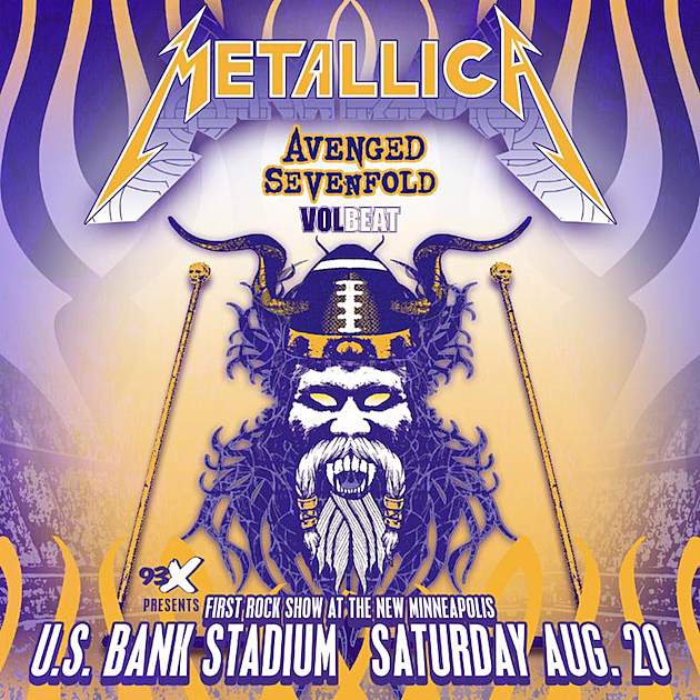 Metallica Tour With Avenged Sevenfold And Volbeat