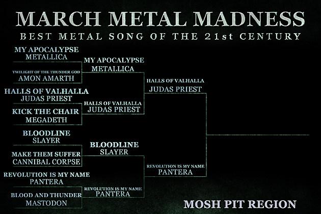 Mosh Pit Region Round 3