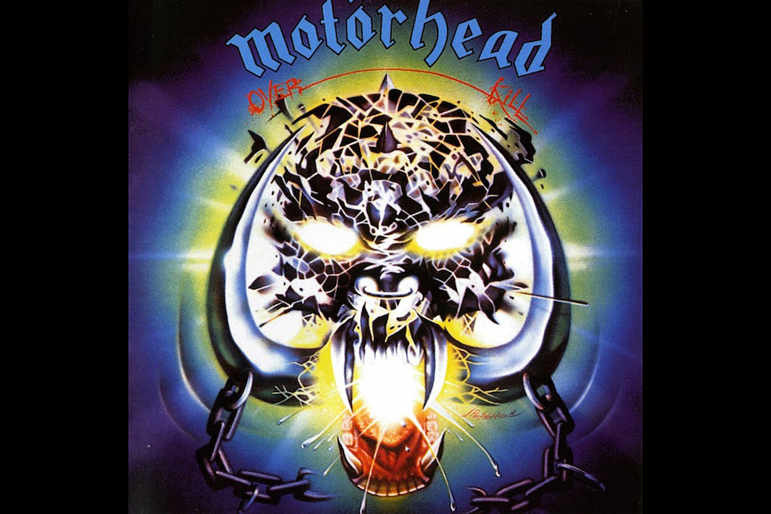 38 Years Ago: Motorhead Paved the Way for Thrash With Second Album 'Overkill'