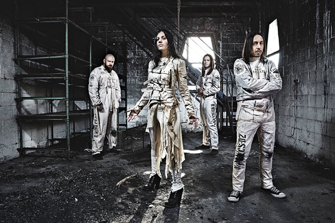 Lacuna Coil Begin Work On New Album