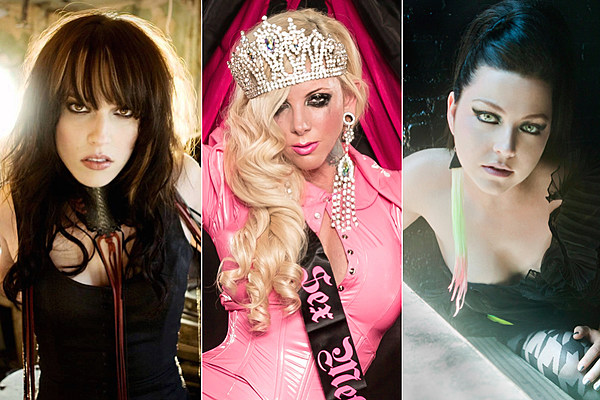 Supreme Rock Goddesses
