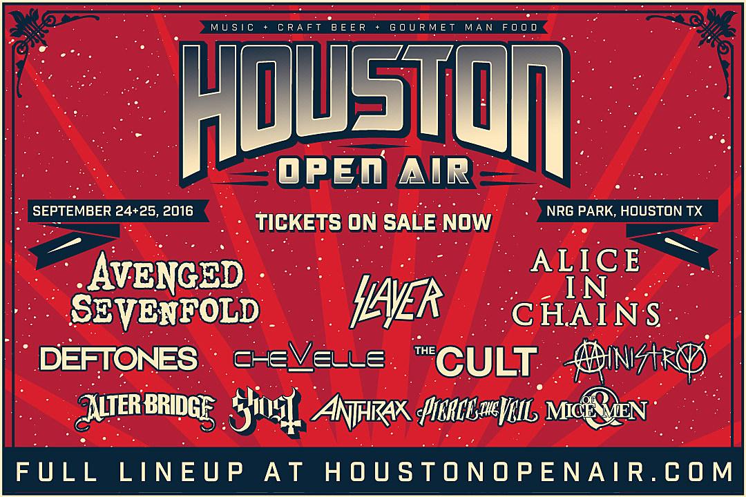 Houston Open Air 2016