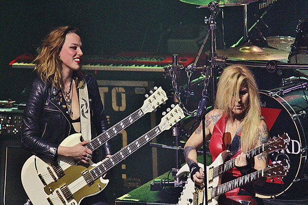 Lzzy Hale: Without Lita Ford Halestorm Might Not Exist