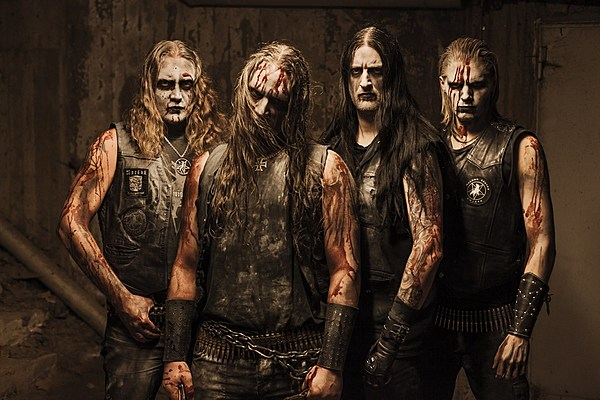Rotting Christ Image: Marduk Plan North American Tour With Rotting Christ + More