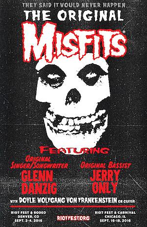 Misfits Riot Fest