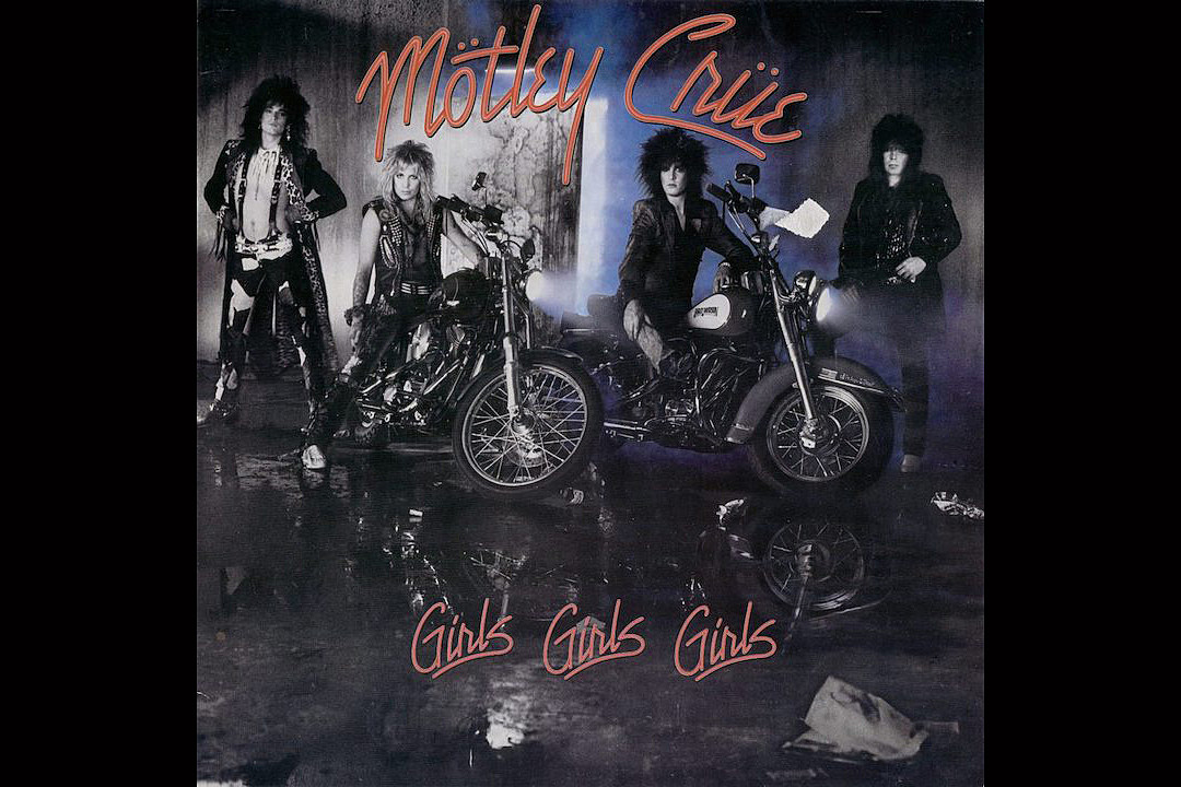 Motley Crue Launch Pledge Music Campaign for 'Girls, Girls, Girls' 30th Anniversary Reissue