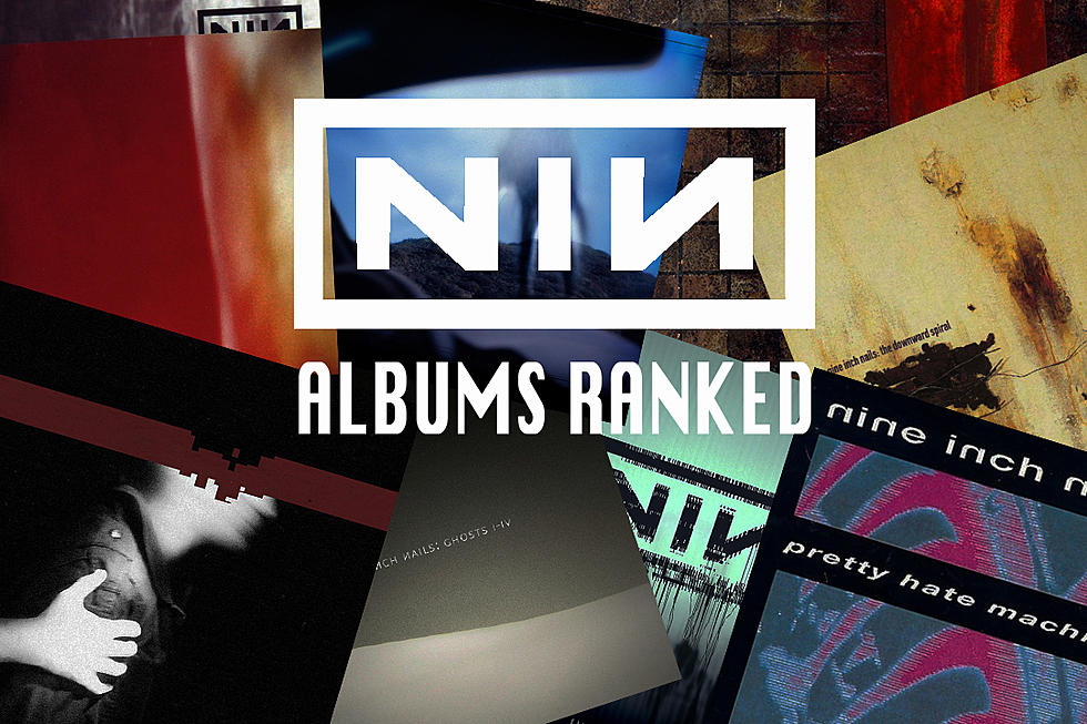 Nine Inch Nails Albums Ranked