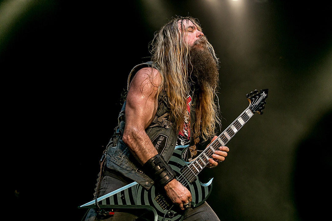 Zakk Wylde Talks Book Of Shadows Ii Learning Guitar