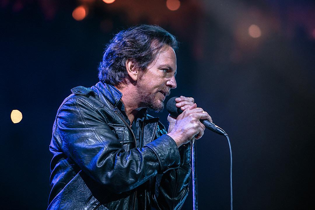 Eddie Vedder Ejects Crowd Member at Chicago Pearl Jam Show, Dennis Rodman Picks Up Singer Onstage