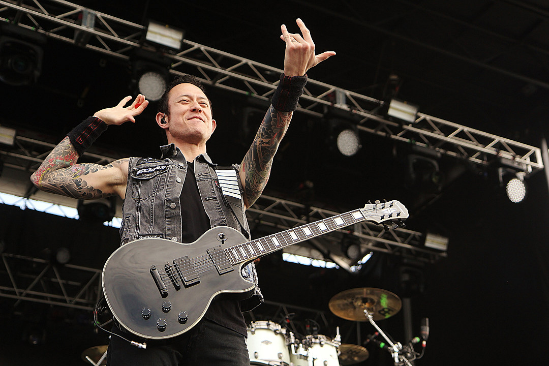 Trivium's Matt Heafy Covers Killswitch Engage's 'My Curse'