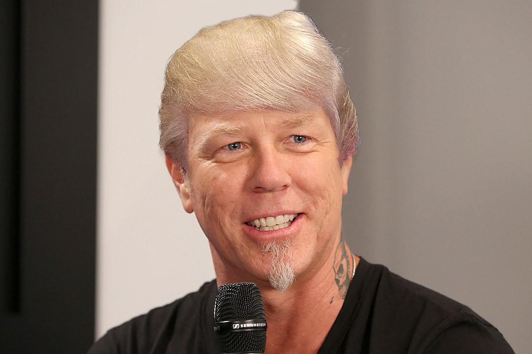 Photoshop Fun: Rockers With Donald Trump Hair - MY WORLD ...