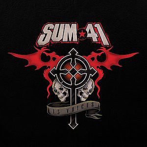 Image result for sum 41 13 voices