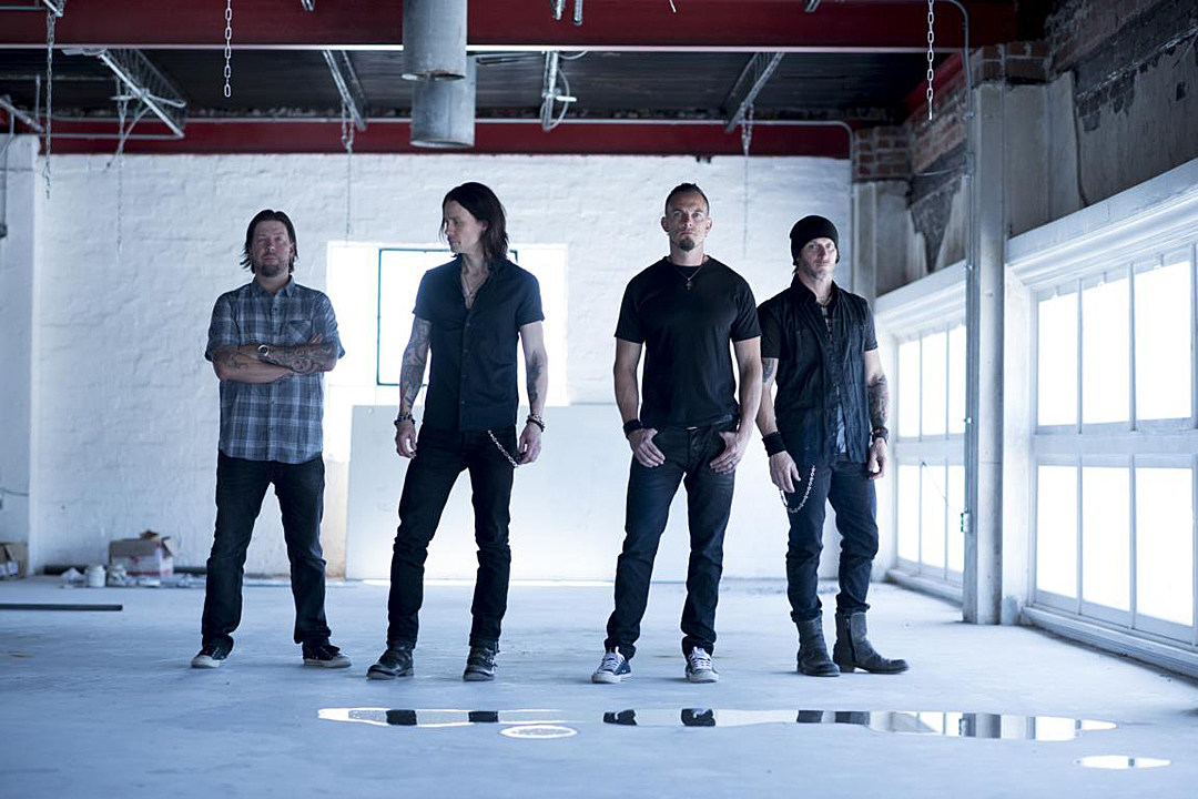 Alter Bridge Have 10 Songs Written for New Album, More to Go