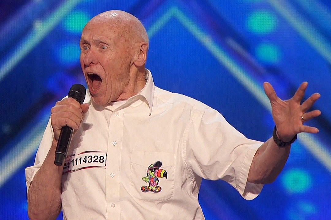 82-year-old man covers Drowning Pool's 'Bodies' on America's Got Talent