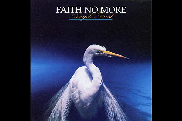 25 Years Ago: Faith No More Release 'Angel Dust'