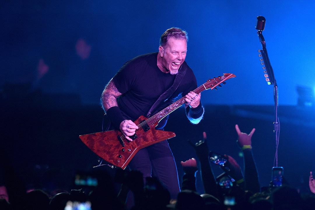 Metallica Debut 'Hardwired' Live, Unleash New Album Trailer [Update]