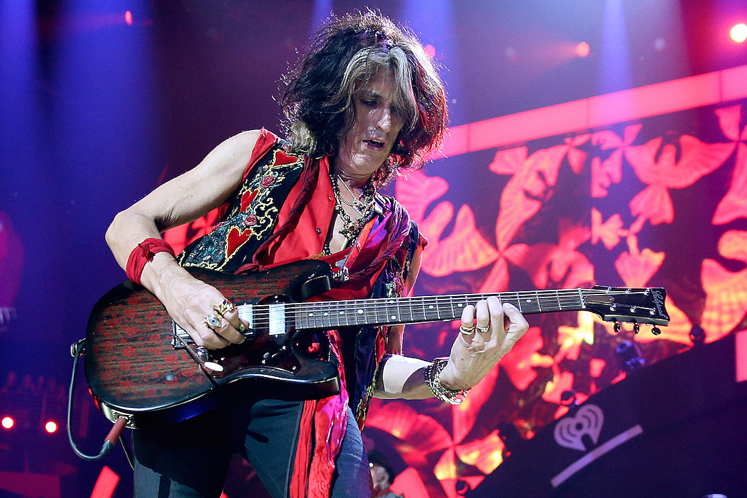 Aerosmith's Joe Perry Cancels Solo Tour Following Hospital Release