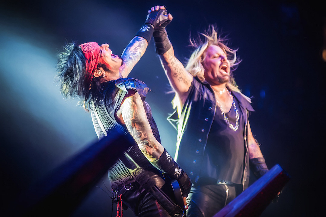 Report: Motley Crue's 'The Dirt' Film Negotiating Netflix Release, 'Jackass' Director Remains on Board