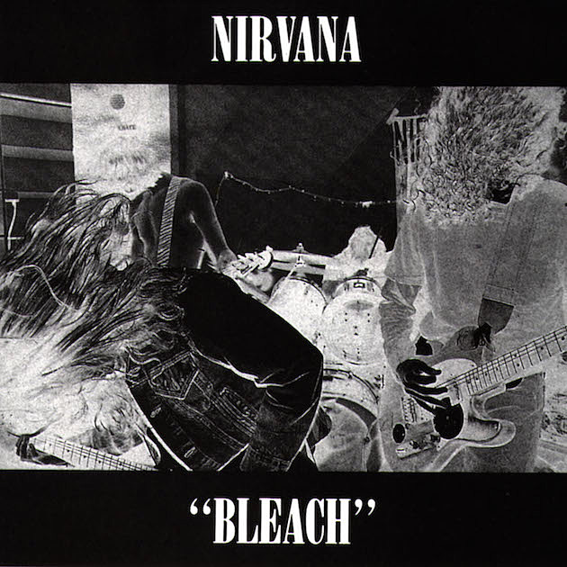 nirvana bleach album cover wwwpixsharkcom images