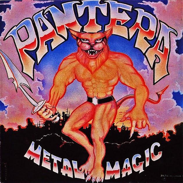 34 Years Ago Pantera Release Their First Album Metal Magic