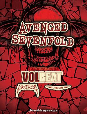 Avenged Sevenfold Setlist  Tour