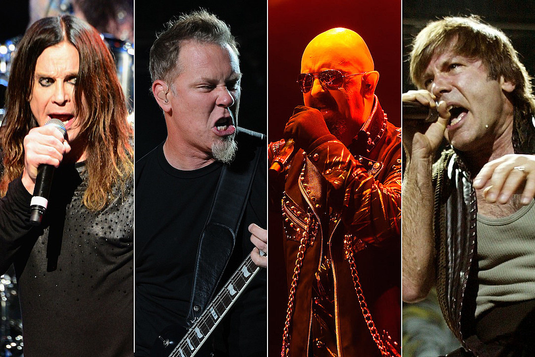 Top 14 Metal Bands of All Time