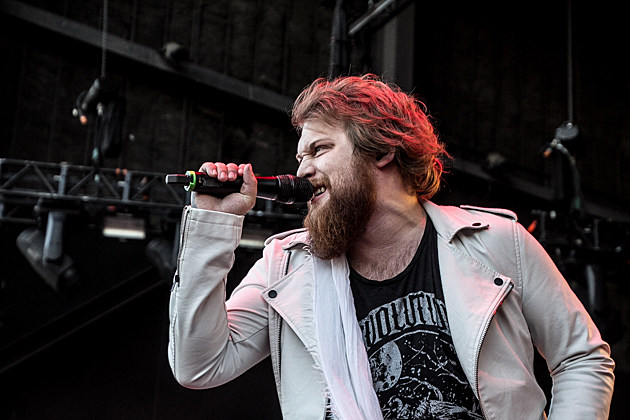 Danny Worsnop Not Interested in 'Becoming a Legal Member' of Asking Alexandria Again