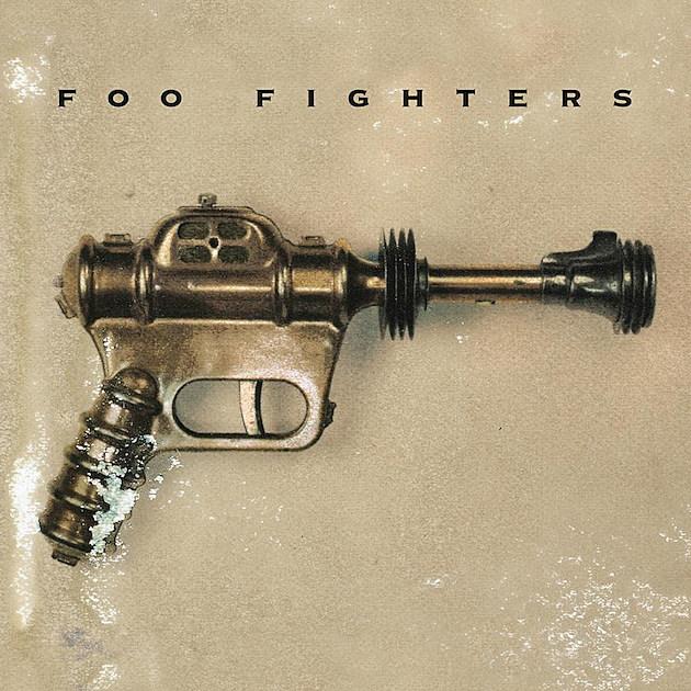 Foo Fighters Debut Album