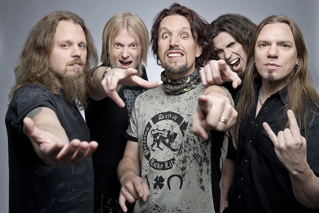 Sonata Arctica To Tour North America With Leaves' Eyes, Ominium ...